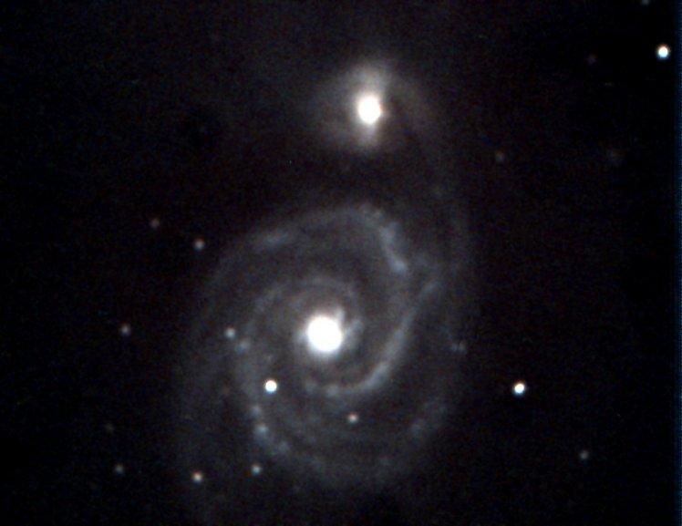 telescopio remoto