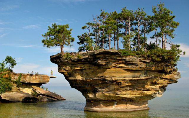 Turnip Rock_