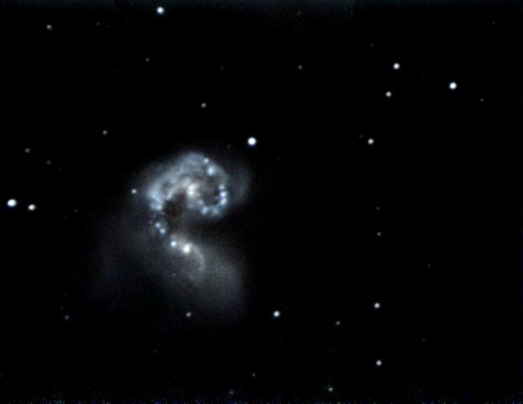 Imágenes tomadas por mi con el telescopio remoto de la ULP