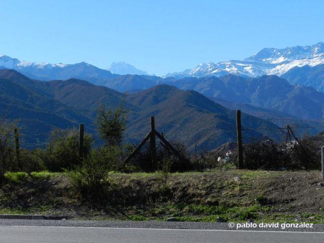 Aconcagua Los Andes
