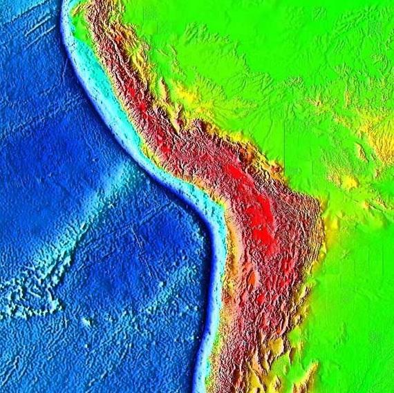 Peru-Chile_trench