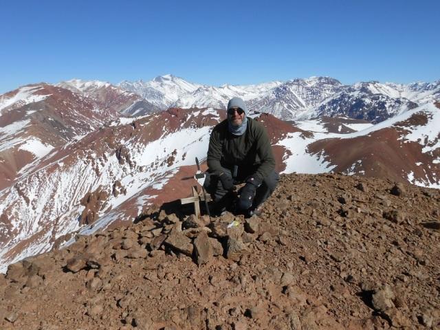 Cima cerro División (Click para agrandar)