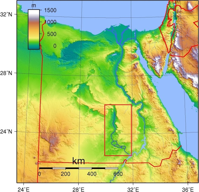 egypt_topography