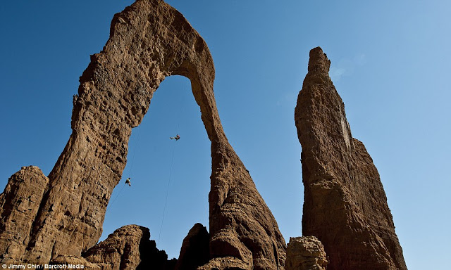 Aloba arch