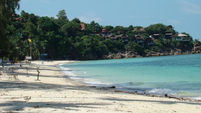 Playa de haad Yao, Pangnam