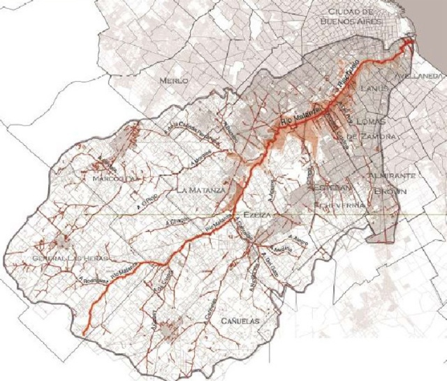 IMR cuenca Riachuelo Matanzas