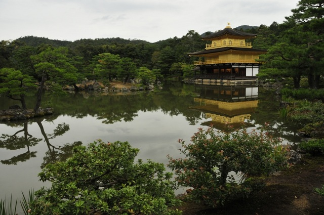 Templo de Kinkakuji,