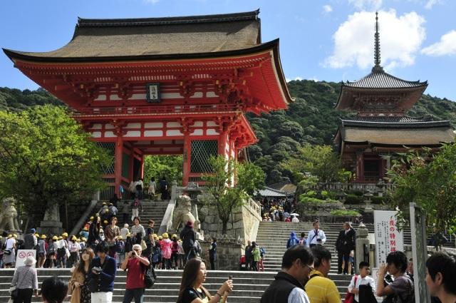Jishujina Shrine, Kyoto