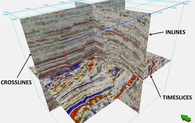 seismic cube