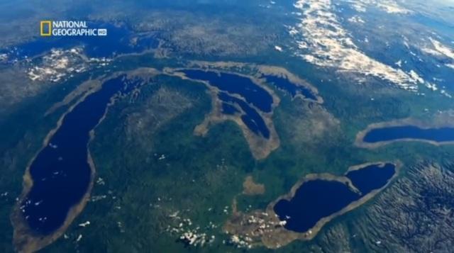 Grandes lagos 6000-7000 años