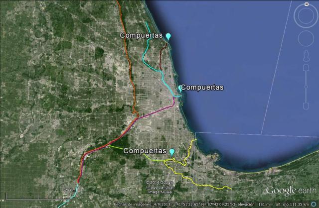 Canal sanitario Chicago