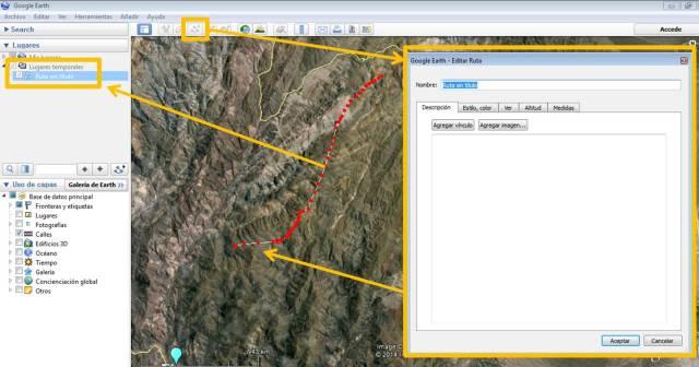 GPS Google Earth