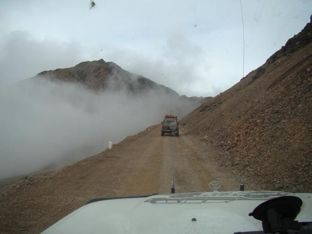Abra del cerro Fundicion