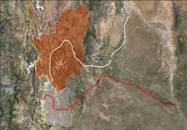 Cuencas Mendoza