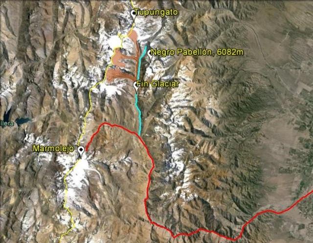Glaciares Mendoza
