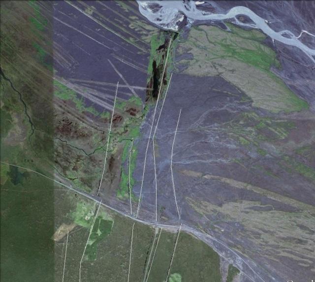 Iceland north rift
