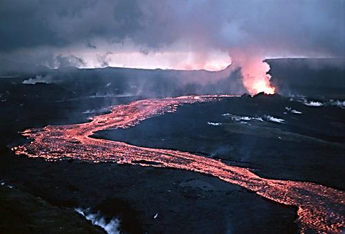 Erupción de 1984 de la caldera Krafla
