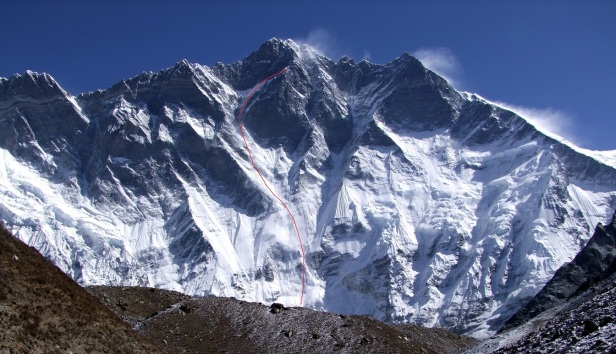 1981 Lhotse south face yugoslav