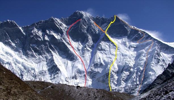 1985 Lhotse Shar polish