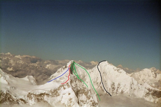 Lhotse futures routes