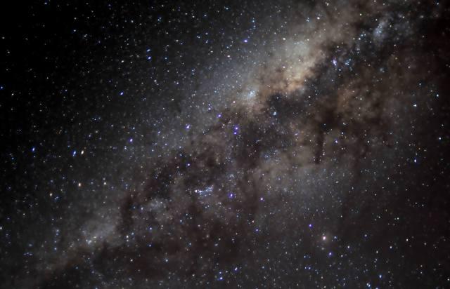 Galaxia Via Lactea