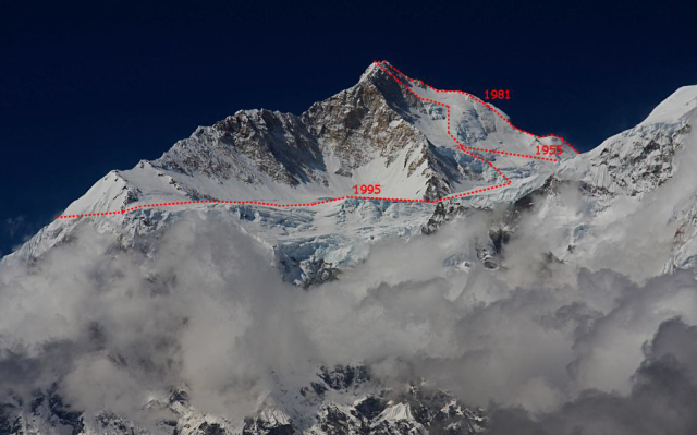 makalu north face