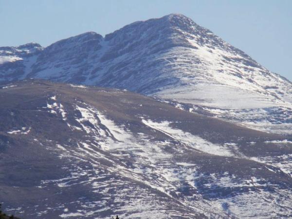 Con ustedes, la montaña no andina más alta de Argentina