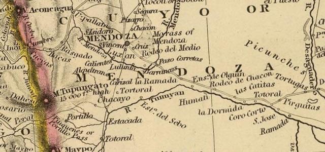 Mendoza 1834