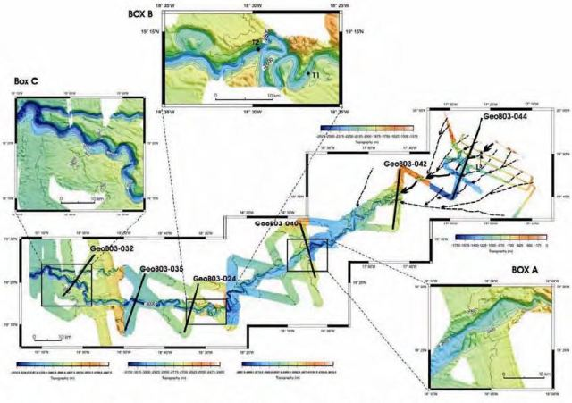 taranrasett basin