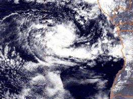 Ciclón Tropical sobre Angola, 1991