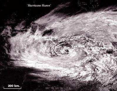 Hurricane Huron