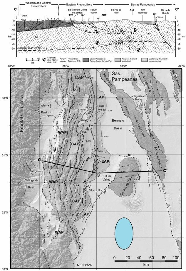 sismicidad Nazca
