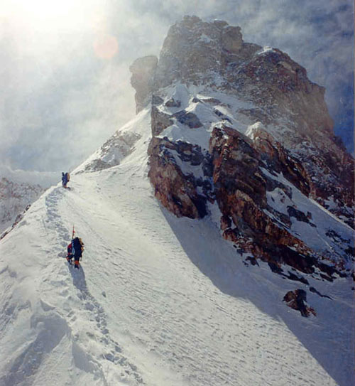 East Pinnacle Manaslu