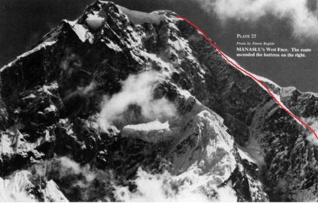 Manaslu West Face (2)