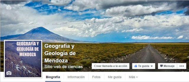 Geografía y Geología de Mendoza